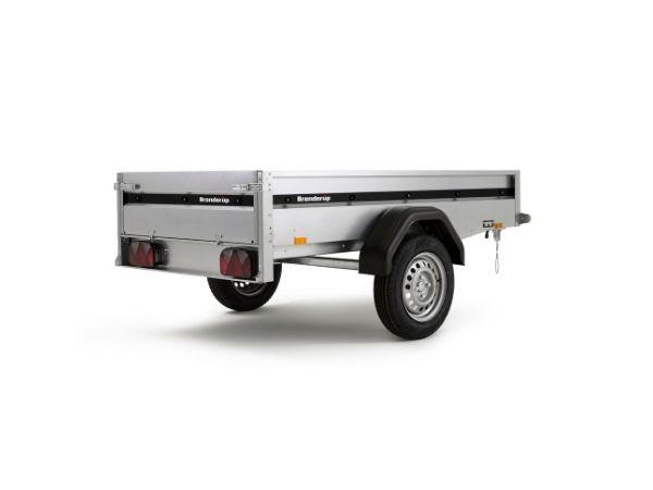 Brenderup trailer 1203S UB 500kg