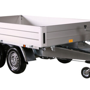 Variant 1306 B Alu boogietrailer 900-1300kg