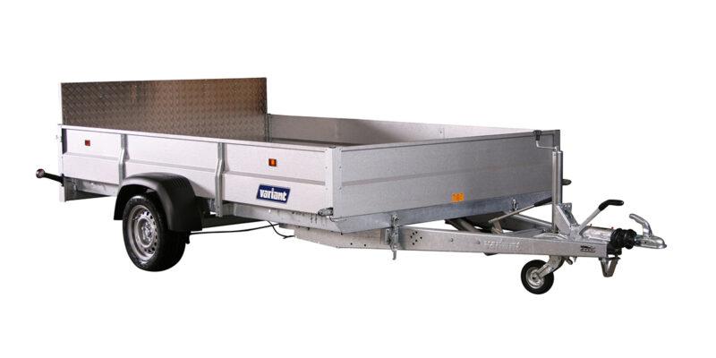 Variant 1519 F1 F-tipper trailer 1100-1500kg