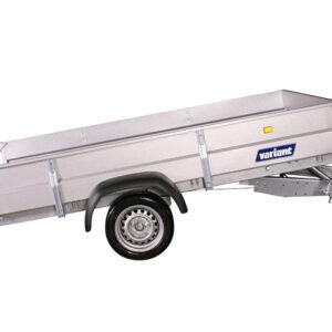 Super handy Variant 1819 F1 F-tipper trailer 1100-1800kg