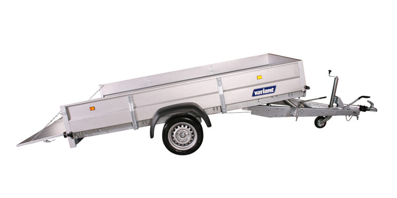Super handy Variant 1819 F1 F-tipper trailer 1100-1800kg