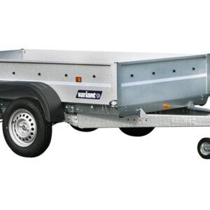 Variant 2004 F2 Lavtbygget boogie 1300-2000kg