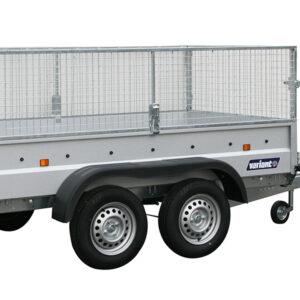 Variant 2004 F2 Lavtbygget boogie 1300-2000kg med netgitter