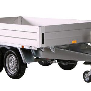 Variant 2006 B Alu boogietrailer 1300-2000kg