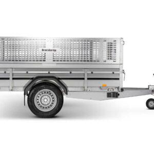 Netsider 50 cm til Brenderup trailer 2300