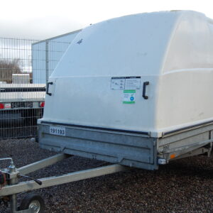Brenderup trailer CV1000 Rental Resale