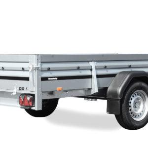 Brenderup trailer 2300SB tip 1300kg