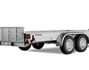 Brenderup unitransporter 2503UC 2500kg