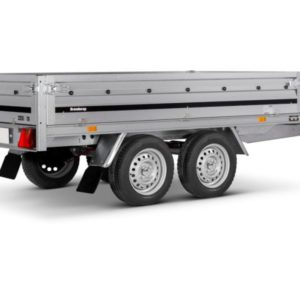 Brenderup trailer 3251STB 1300kg