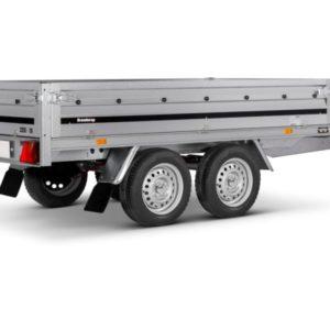Brenderup trailer 3251STB 1000kg
