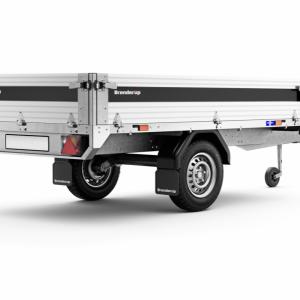Brenderup trailer 4260A 750kg