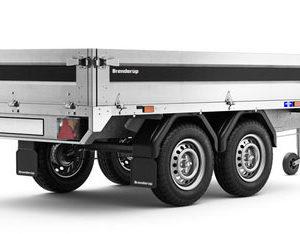 Brenderup trailer 4260STB 2000kg