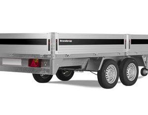Brenderup trailer 5420ATB 2000kg
