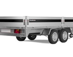 Brenderup trailer 5420ATB bred 3500kg