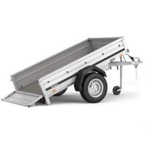 Brenderup trailer 1205S Tilt 500kg