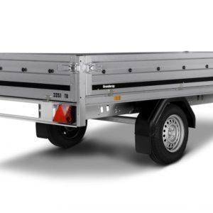 Brenderup trailer 3251S 750kg