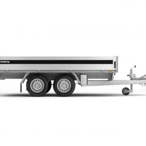 Brenderup trailer 5325ATB 2000kg