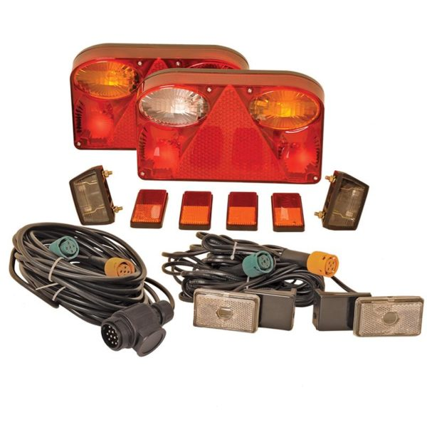 Belysningssystem 12V