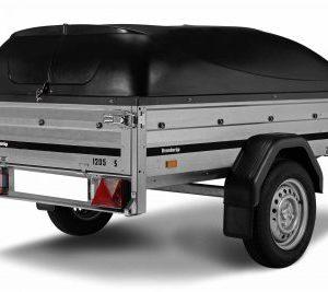 Brenderup ABS låg, til Brenderup trailer 1150SUB