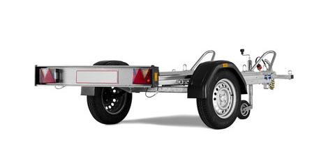 Brenderup trailer MC2 750kg