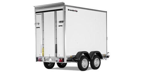 7300 TB, model I 2000 kg. (med rampe)