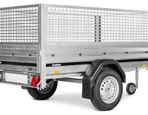 Netsider 50 cm til Brenderup trailer 3150