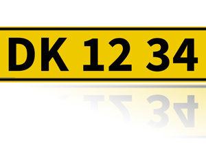 Nummerplade