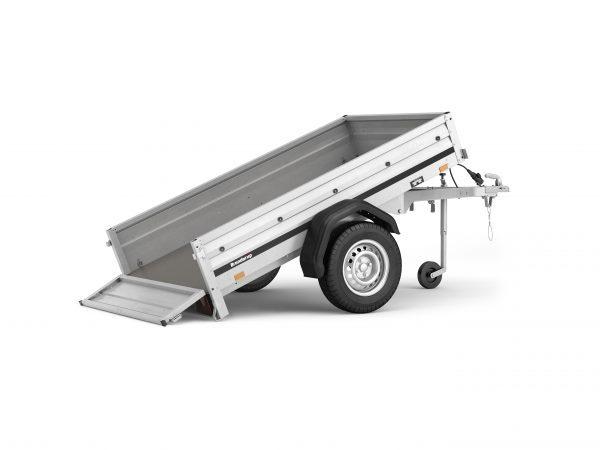 Brenderup trailer 1205S Tilt 500kg OUTLET - lagersalget er startet