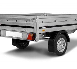 Brenderup trailer 3205S 500kg OUTLET - lagersalget er startet