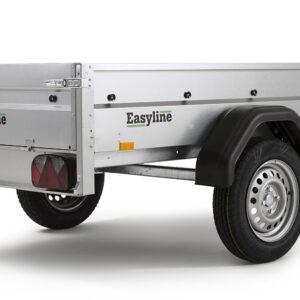 ES200SUB 500kg Easyline trailer