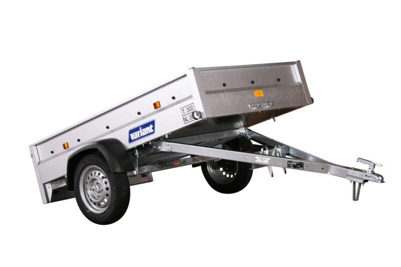 Variant 205 S1 Tip 750kg Fritidstrailer