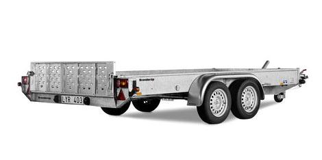 Brenderup unitransporter UTTB2500L