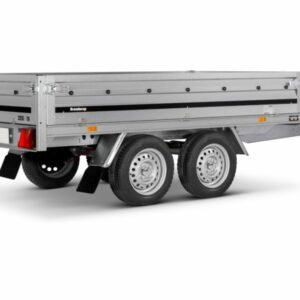 Brenderup boogie trailer 3251STB 1300kg