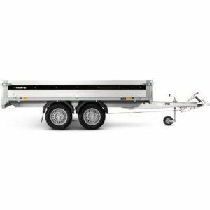Brenderup trailer 4260ATB 1300kg lækker boogie trailer
