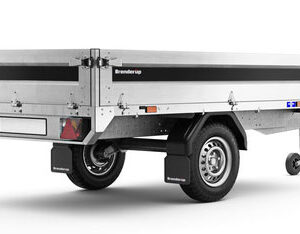 Super handy Brenderup trailer 4260SUB 750kg