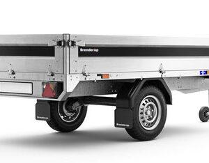 Super handy Brenderup trailer 4260SUB 750kg