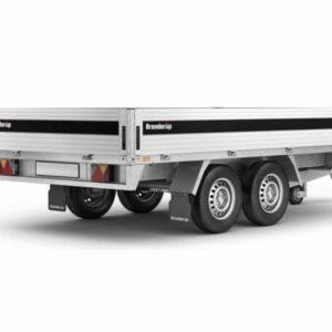 Brenderup trailer 5325 2500kg