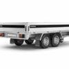Igen en lækker trailer fra Kondal trailercentre en Brenderup trailer 5375ATB 2500kg