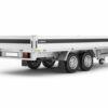 En bruger venlig Brenderup trailer 5420 ATB 3000kg