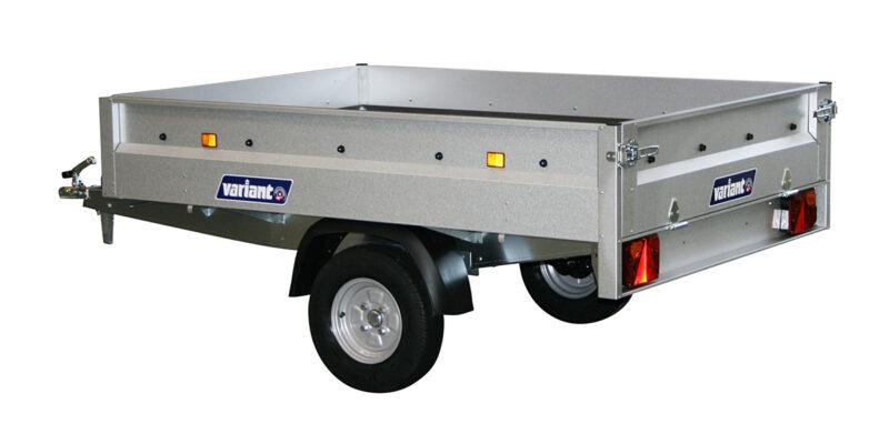 Variant 715 D1 500-750kg Fritidstrailer