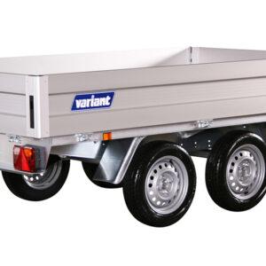 Variant 756 A Alu boogietrailer 500-750kg