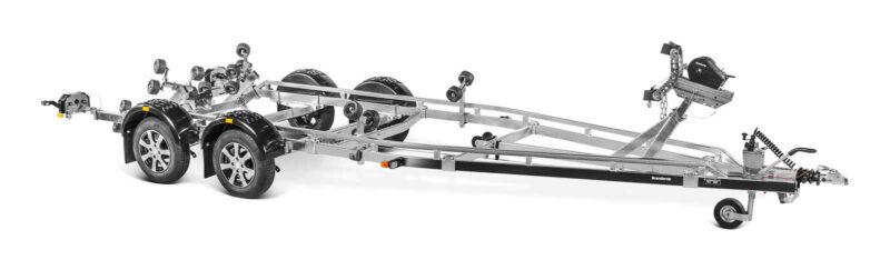 Brenderup X-Line Bådtrailer 222500TB SRX