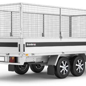 Netsider 80cm til en Brenderup trailer 5420