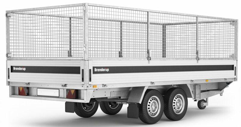 Netsider 80 cm Brenderup trailer 5420