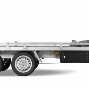 Brenderup trailer 6420 TB3500kg