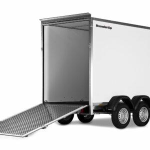 Brenderup trailer 7350TBR 2500 KG