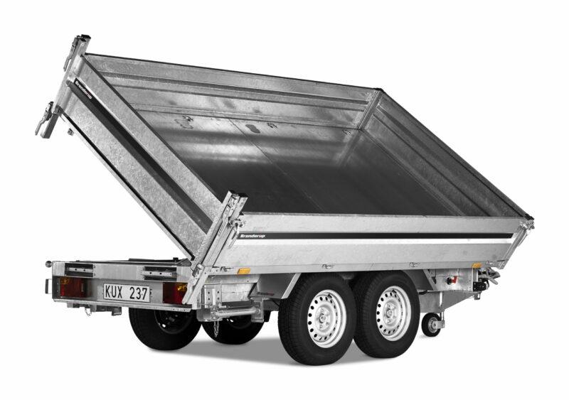 Brenderup Trailer 3-vejs tip 3500 kg