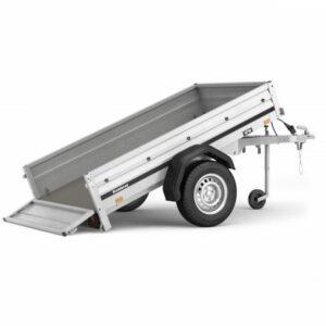 Brenderup trailer 1205S Tilt 750kg