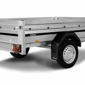 Brenderup trailer 2205 WESUB 500kg