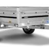 Brenderup trailer 2205S UB 500kg . En super handy trailer